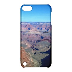 Grand Canyon Arizona United States Apple Ipod Touch 5 Hardshell Case With Stand by StarvinArtisan