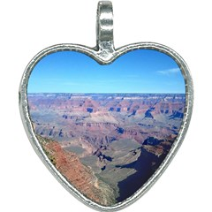 Grand Canyon Arizona United States Heart Necklace by StarvinArtisan
