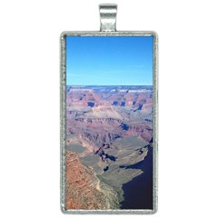 Grand Canyon Arizona United States Rectangle Necklace by StarvinArtisan