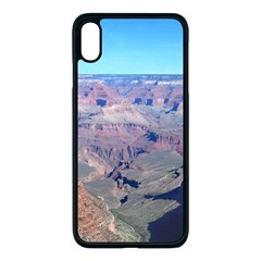 Grand Canyon Arizona United States Apple Iphone Xs Max Seamless Case (black) by StarvinArtisan