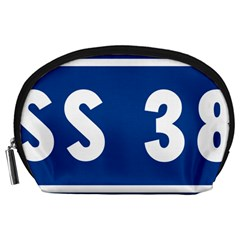 Italy State Highway 38 Accessory Pouch (large) by abbeyz71