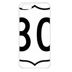 Cabot Trail Apple Iphone 5 Seamless Case (white) by abbeyz71