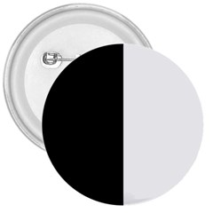 Black White 3  Buttons by TimelessDesigns