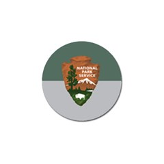 Guidon Of U S  National Park Service Golf Ball Marker (10 Pack) by abbeyz71