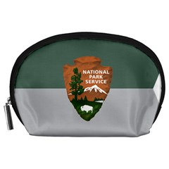 Guidon Of U S  National Park Service Accessory Pouch (large) by abbeyz71