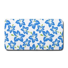 Blue Blossom Medium Bar Mats