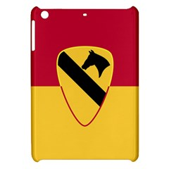 Flag Of United States Army 1st Cavalry Division Apple Ipad Mini Hardshell Case by abbeyz71