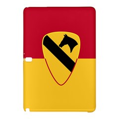 Flag Of United States Army 1st Cavalry Division Samsung Galaxy Tab Pro 12 2 Hardshell Case by abbeyz71