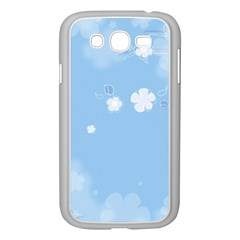 Blue Garden Samsung Galaxy Grand Duos I9082 Case (white)