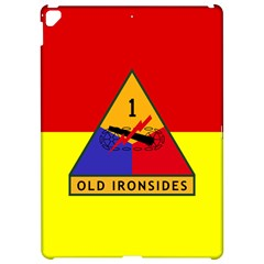 Flag Of U S  Army 1st Armored Division Apple Ipad Pro 12 9   Hardshell Case