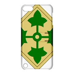U S  Army 4th Infantry Division Shoulder Sleeve Insignia (1918–2015) Apple Ipod Touch 5 Hardshell Case With Stand