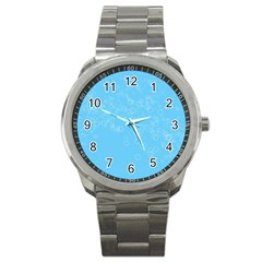 Bubble Style Sport Metal Watch by TimelessFashion