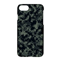 Camouflage In Green Apple Iphone 7 Hardshell Case