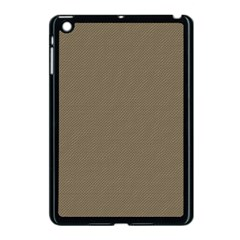Canvas Style Apple Ipad Mini Case (black)