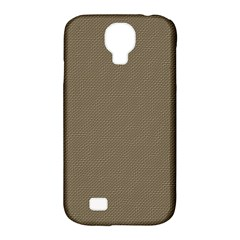 Canvas Style Samsung Galaxy S4 Classic Hardshell Case (pc+silicone) by FEMCreations