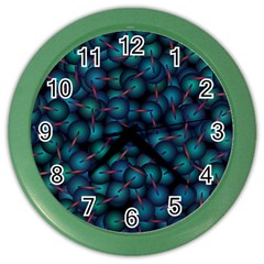 Catching Balls Color Wall Clock by TimelessDesigns