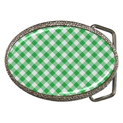 Checkers 2 Belt Buckles