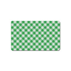 Checkers 2 Magnet (name Card) by FEMCreations