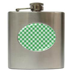 Checkers 2 Hip Flask (6 Oz) by TimelessDesigns