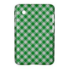 Checkers 2 Samsung Galaxy Tab 2 (7 ) P3100 Hardshell Case  by FEMCreations