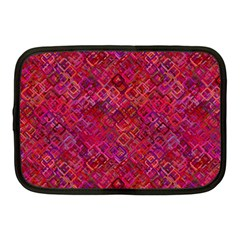 Cherry Squares Netbook Case (medium)