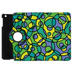 Circling Time 1 Apple Ipad Mini Flip 360 Case
