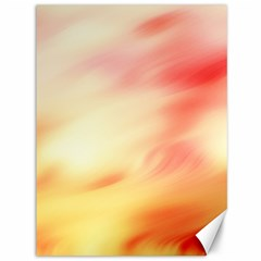 Bright Fading Canvas 36  X 48  by TimelessDesigns