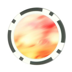 Bright Fading Poker Chip Card Guard