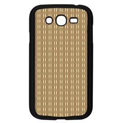Brown Effect Samsung Galaxy Grand Duos I9082 Case (black)