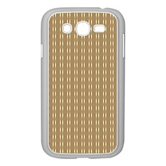 Brown Effect Samsung Galaxy Grand Duos I9082 Case (white)