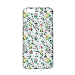 Classic Flowers Apple Iphone 6/6s Hardshell Case