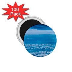 Cloudy Sky 1 75  Magnets (100 Pack)