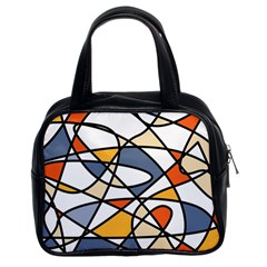 Color Madness Classic Handbag (two Sides)