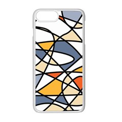 Color Madness Apple Iphone 8 Plus Seamless Case (white)