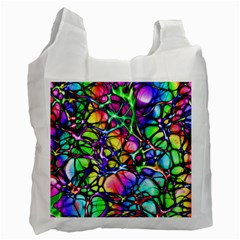 Color Network Recycle Bag (two Side)