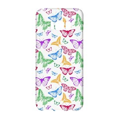 Colorfull Butterflies Samsung Galaxy S8 Hardshell Case