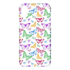 Colorfull Butterflies Apple Iphone X Hardshell Case