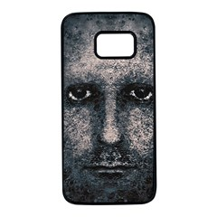 Foam Man Photo Manipulation Poster Samsung Galaxy S7 Black Seamless Case by dflcprintsclothing