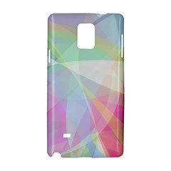 Colorfull Curves Samsung Galaxy Note 4 Hardshell Case