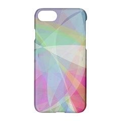 Colorfull Curves Apple Iphone 8 Hardshell Case