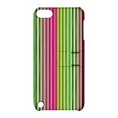 Colorfull Design Apple Ipod Touch 5 Hardshell Case With Stand
