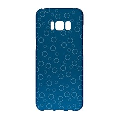 Cool Bubbles Samsung Galaxy S8 Hardshell Case