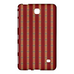 Cute Pattern  Samsung Galaxy Tab 4 (7 ) Hardshell Case  by TimelessDesigns
