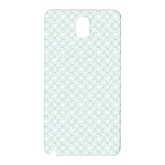Cute Little Twirls  Samsung Galaxy Note 3 N9005 Hardshell Back Case