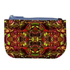 Abstract #8   I   Autumn 6000 Large Coin Purse
