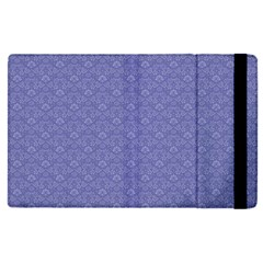 Damask In Blue Ipad Mini 4 by FEMCreations