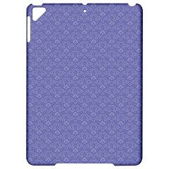 Damask In Blue Apple Ipad Pro 9 7   Hardshell Case by TimelessDesigns