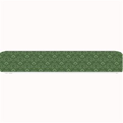 Damask In Green Small Bar Mats by TimelessDesigns
