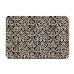 Dream In Damask  Small Doormat