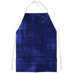 Fabric In Blue Full Print Aprons by TimelessDesigns